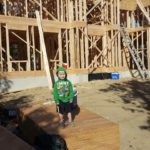 Our little foreman