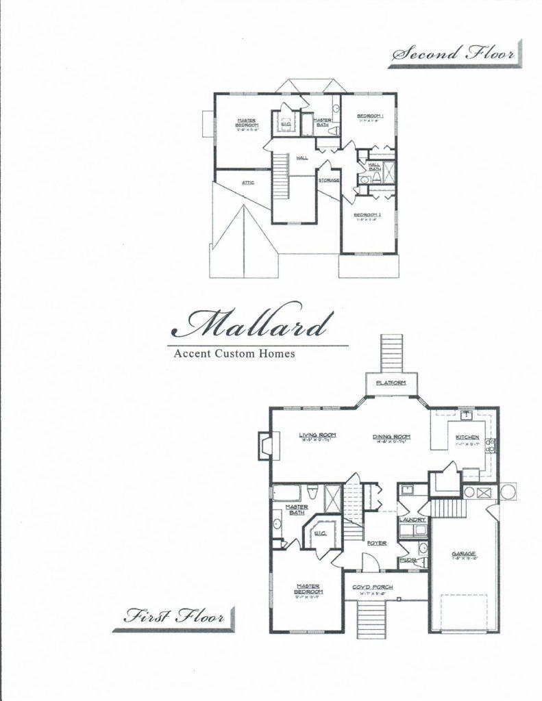 Mallard floor